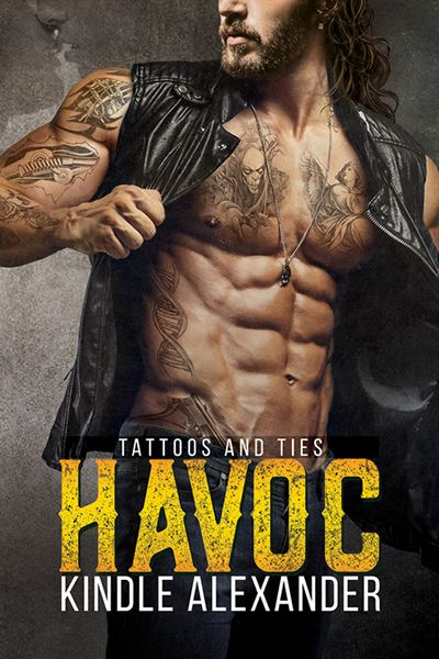 Havoc Cover Reveal