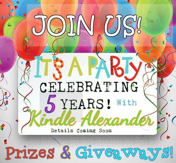 Come Join Us! Five Year Anniversary Celebration!