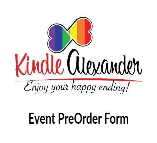 The EVENT Print Book Pre-Order Form